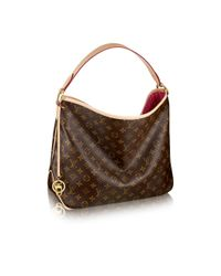 Louis Vuitton | Brown Delightful Mm | Lyst