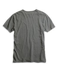 Lucky Brand - Green Triumph Badge Tee for Men - Lyst