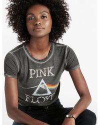 Lucky Brand - Black Pink Floyd Tee - Lyst