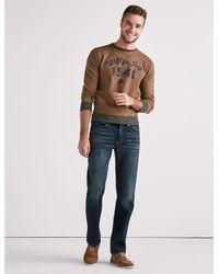 Lucky Brand - Blue 121 Slim for Men - Lyst