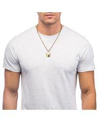 Lulu Frost - Metallic George Frost Shield Necklace - Lyst