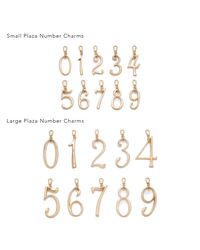 Lulu Frost - Multicolor Plaza Letter Q Charm - Lyst