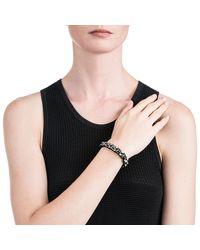 Lulu Frost - Black Aurora Bracelet - Lyst