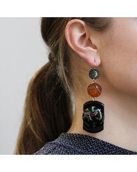 Lulu Frost - Multicolor *vintage* 100 Year Earring 30 - Lyst