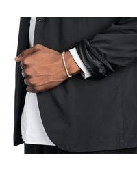 Lulu Frost | Multicolor George Frost Stretch Morse Bracelet - Trust for Men | Lyst
