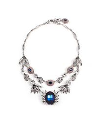 Lulu Frost - Metallic Kezia Necklace - Lyst