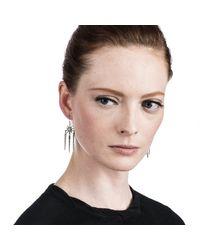 Lulu Frost - Multicolor Nova Drop Earring - Lyst