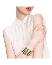 Lulu Frost - Metallic Dauphine Bracelet - Lyst