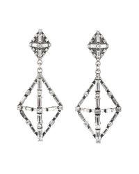 Lulu Frost | Metallic Proxima Earring | Lyst