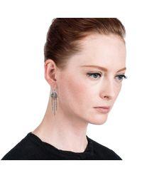 Lulu Frost - Metallic Nell Earring - Lyst