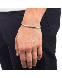 Lulu Frost - Metallic Fortitude Cuff for Men - Lyst