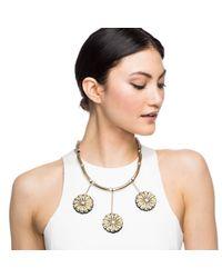 Lulu Frost - Metallic Patti Convertible Necklace - Lyst