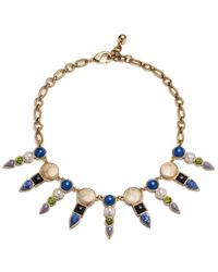 Lulu Frost | Multicolor Eartha Multi Necklace | Lyst