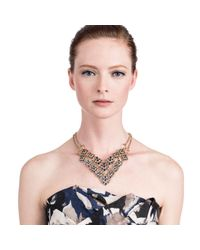 Lulu Frost - Pink Energy Necklace - Lyst
