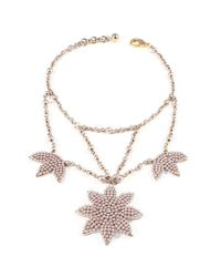 Lulu Frost | Metallic Tuileries Statement Necklace | Lyst