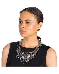 Lulu Frost | Multicolor Nina Collage Necklace | Lyst