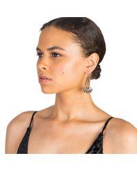 Lulu Frost - Multicolor Diamanda Drop Earring - Lyst