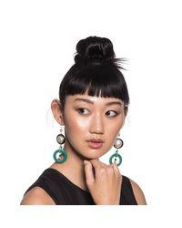 Lulu Frost - Blue *vintage* 100 Year Earring #7 - Lyst