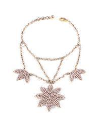 Lulu Frost - Metallic Tuileries Necklace - Lyst
