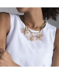 Lulu Frost - Multicolor Tahiti Necklace - Pink - Lyst