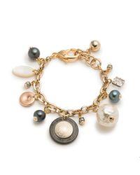Lulu Frost - Metallic *vintage* Charm Bracelet 3 - Lyst