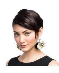 Lulu Frost - Metallic Patti Convertible Earring - Lyst