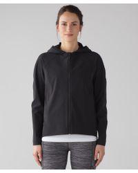 lululemon athletica Black On The Fly Jacket