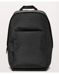 lululemon athletica - Black City Street Backpack *18l for Men - Lyst