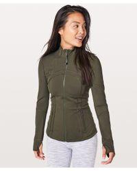 lululemon athletica - Green Define Jacket *nulux - Lyst