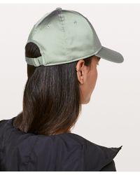 lululemon athletica Green Baller Hat *satin Online Only