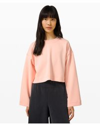lululemon athletica Black Seek Softness Pullover