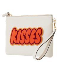 BUSTINA KISSES SS180473 189 di Anya Hindmarch in Multicolor