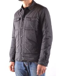 Woolrich - Black Jacket for Men - Lyst