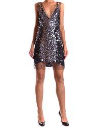 Amen - Gray AMEN Dress - Lyst