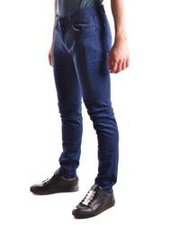 Jeckerson Blue Jeckerson Jeans for men
