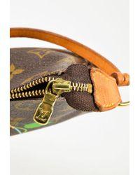 """Louis Vuitton - Brown """"monogram Cerises"""" Coated Canvas """"pochette"""" Shoulder Bag - Lyst"""