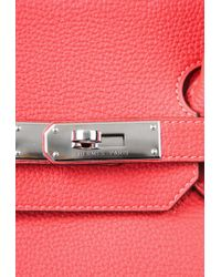 Hermès Pink Birkin 35 Tote Bag