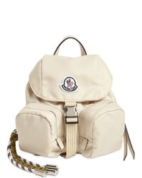 Moncler Dauphine ナイロンバックパック Natural