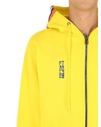 Facetasm Kapuzenjacke mit Logo in Yellow für Herren