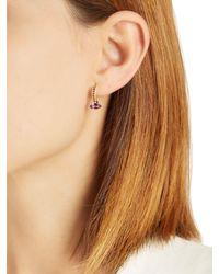 Bea Bongiasca - Metallic Gloriosa Lily Glory Gold Earrings - Lyst
