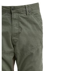 G-Star RAW Green 5620 Spm 3d Loose Fit Cotton Pants for men