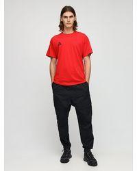 """T-shirt """"acg"""" In Cotone Con Ricamo di Nike in Red da Uomo"""