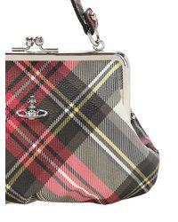 Vivienne Westwood Multicolor Derby Top Handle Bag