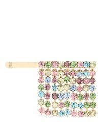 Les Petits Joueurs Multicolor Haarnadel Mit Bunten Kristallen