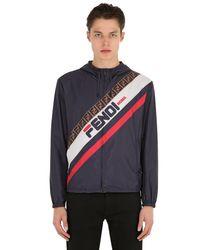 """Спортивная Куртка """" Mania"""" Fendi для него, цвет: Multicolor"""