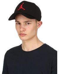 Nike Black Air Jordan Jumpman Hat for men