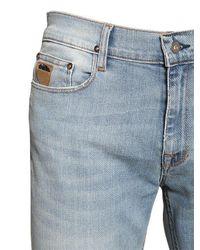 April77 Blue 16cm Bonham Snare Skinny Denim Jeans for men
