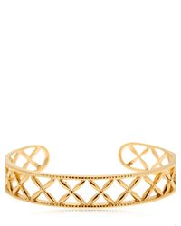 Philippe Audibert - Metallic Elsy Bangle Bracelet - Lyst