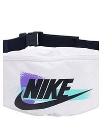 Nike Blue Sb Heritage Techno Belt Bag