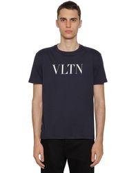 Valentino T-Shirts für Herren in Blue für Herren
